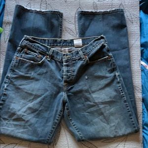 Lucky Brand Dungarees Size 8/29